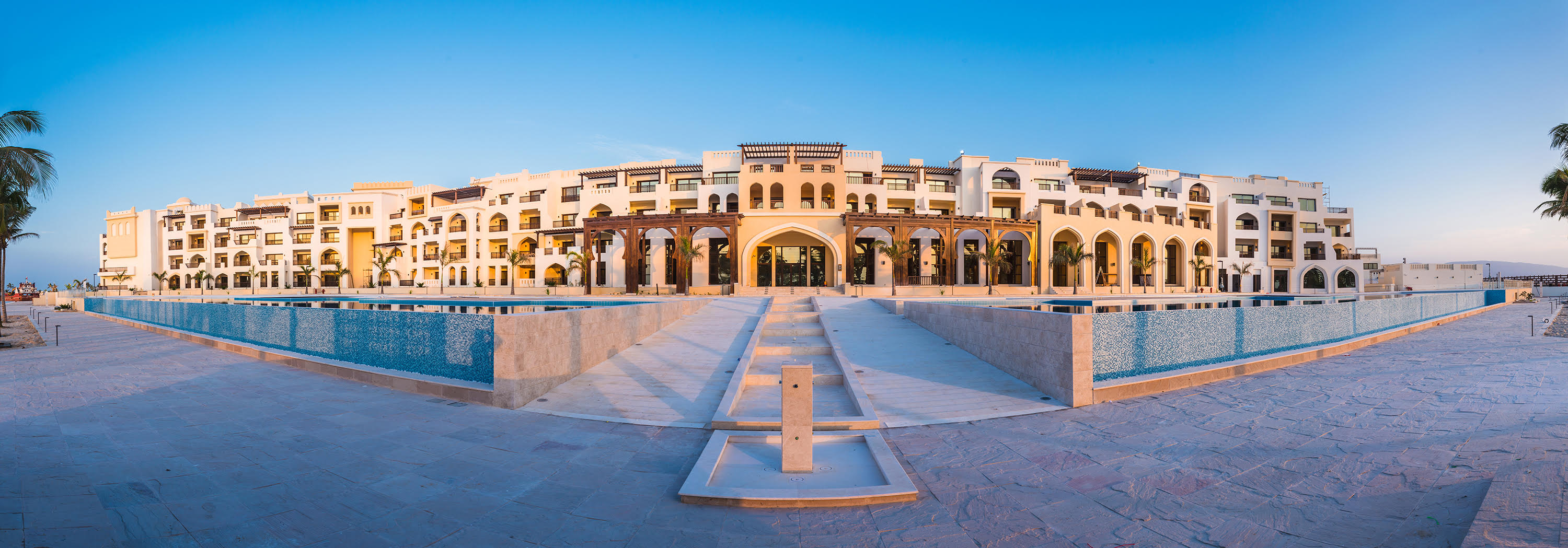 Fanar Hotel And Residences Salalah Beach